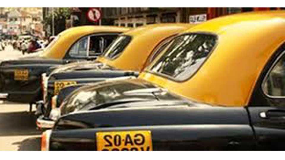 Rickshaw taxi union bandwidth go on Strike