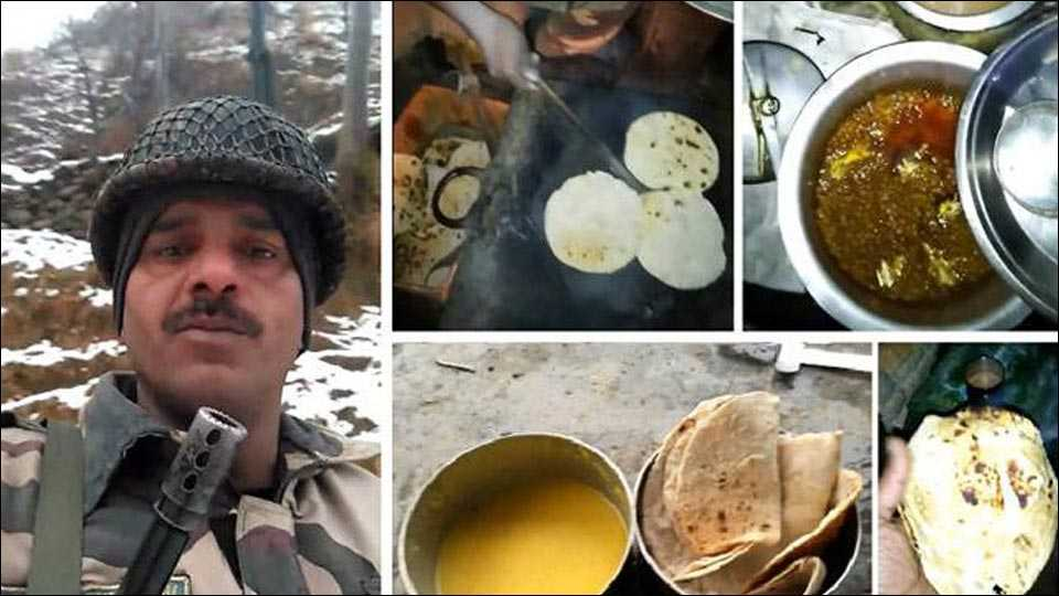 BSF Jawan Tej Bahadur Yadav, who complained of food quality, expelled from force