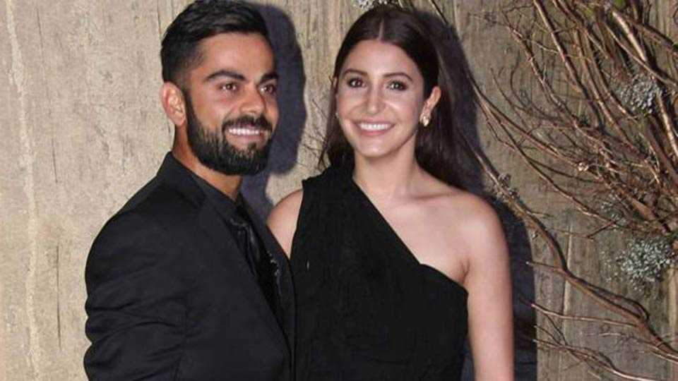virat kohli and anushka sharma engagement