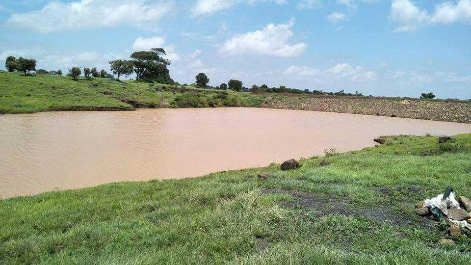 water level in kini