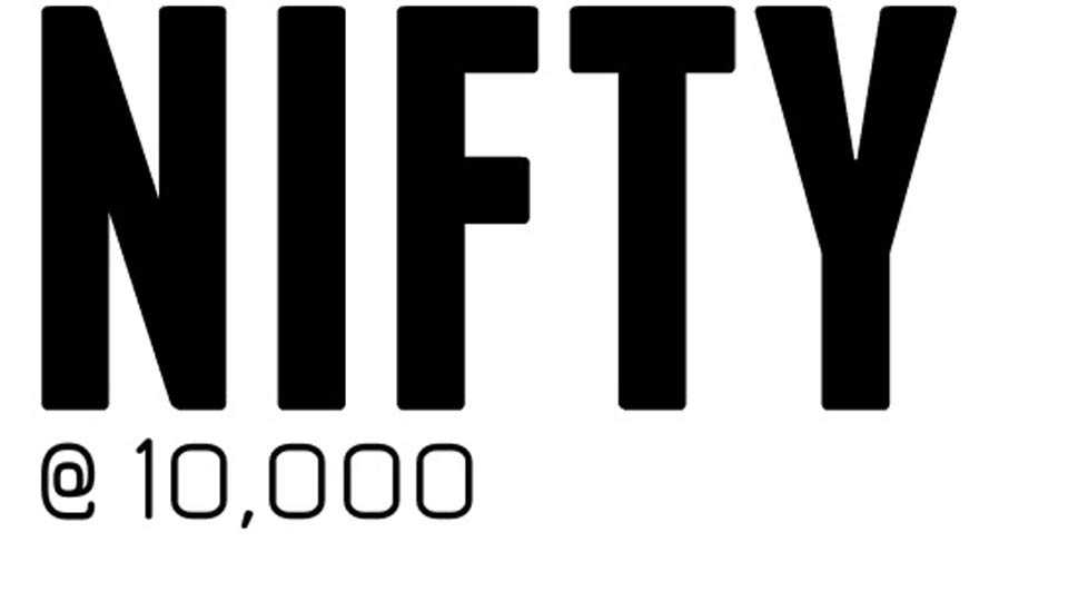 Nifty crosses 10000 to hit record high