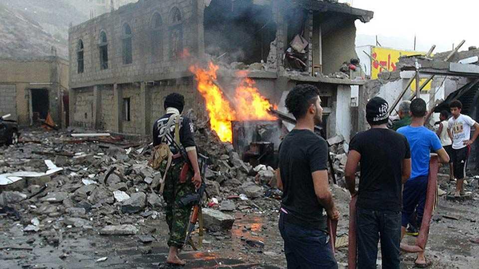 32 die in suicide attack in Yemen