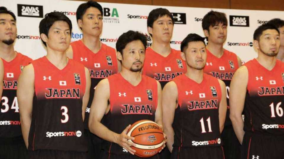 Four Japanese basketball players removed