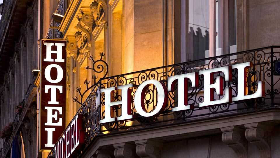 service tax in hotels