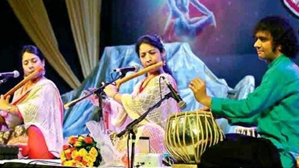 Debopriya and sucismita Chatterjee