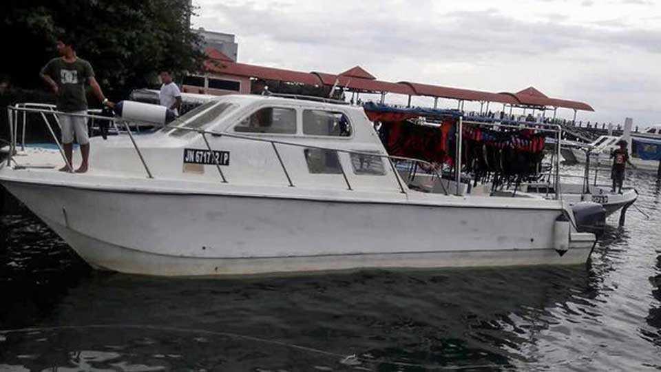 malaysia boat