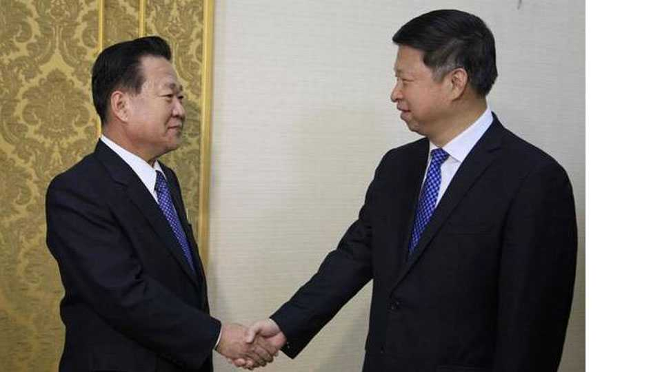 China-North Korea
