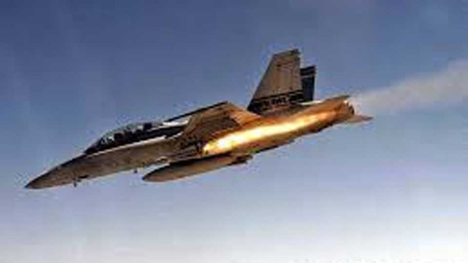 Iraq Launches Air Strike Against ISIS In Syria