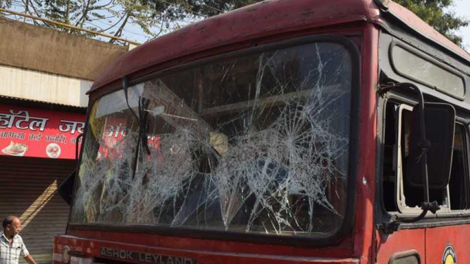 Marathi News Koregaon Bhima Vadhu Budruk riot maharashtra