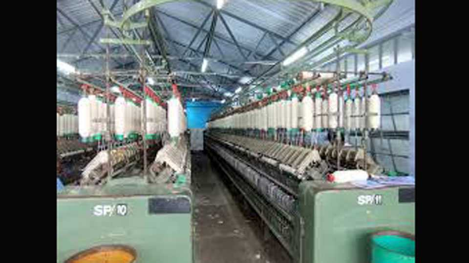 Cotton mill have in Huge losses 130 out of 7 cotton mill are in Profits