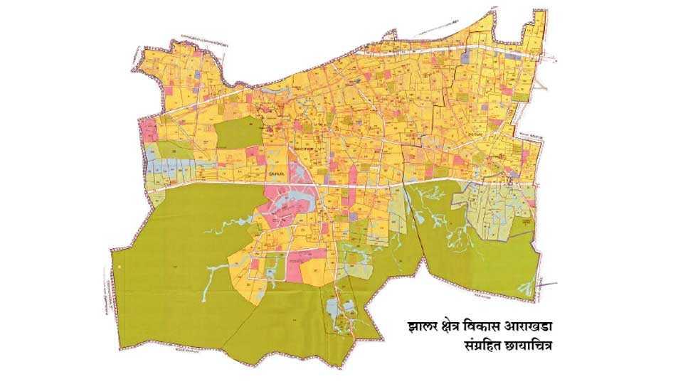 Development-map