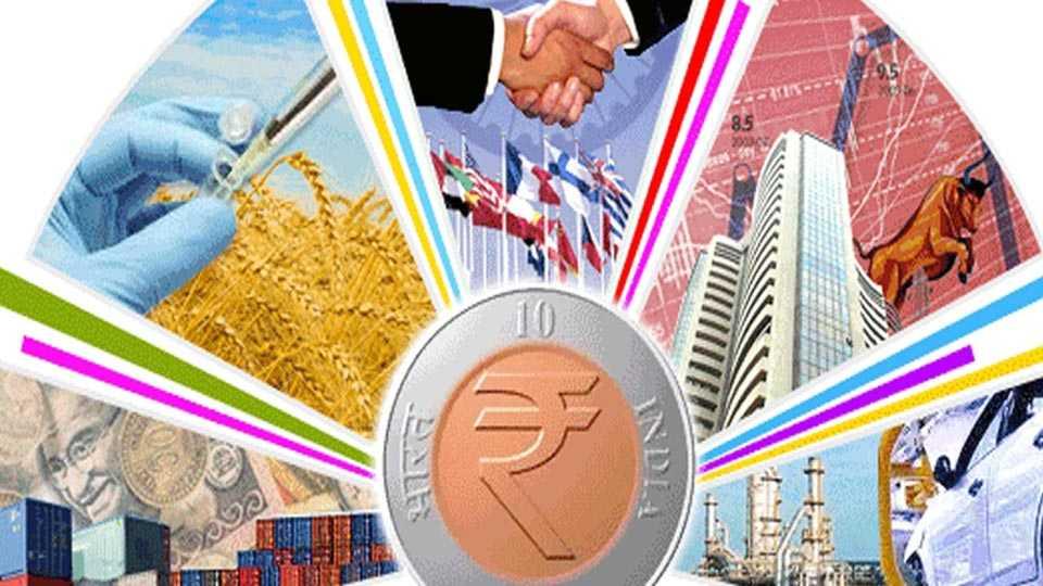 Finance News in Marathi demonetisation hits Indian GDP