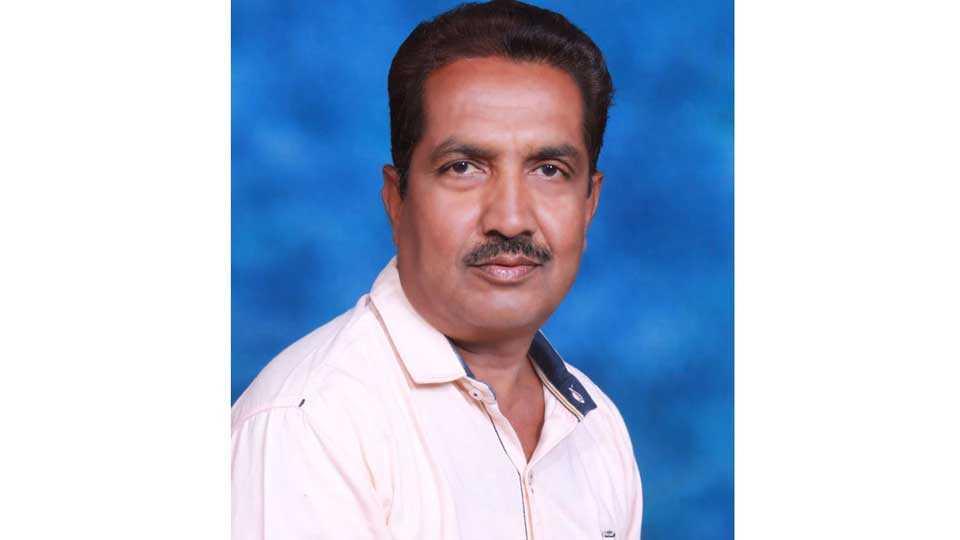 Professor Haridas Gawali as District President of Teachers Federation