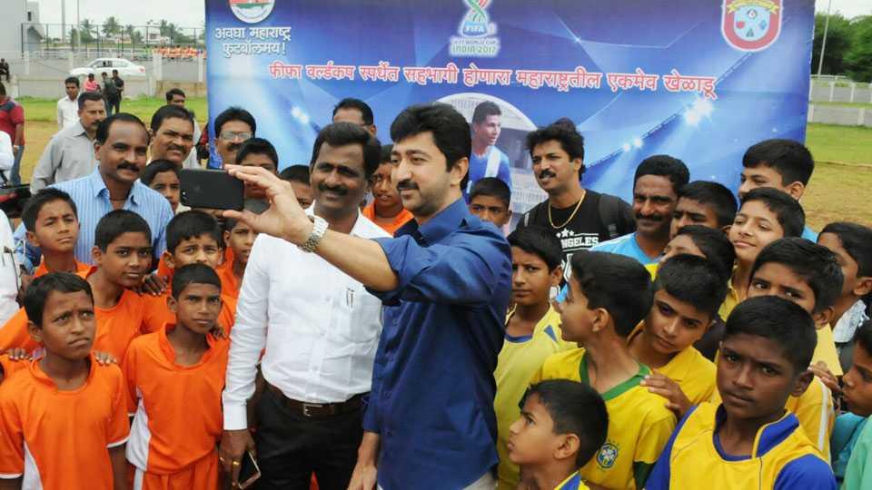 kolhapur football