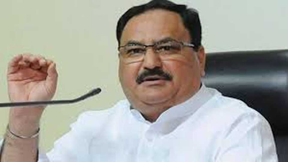 Nipah situation under control says Union Health Minister JP Nadda
