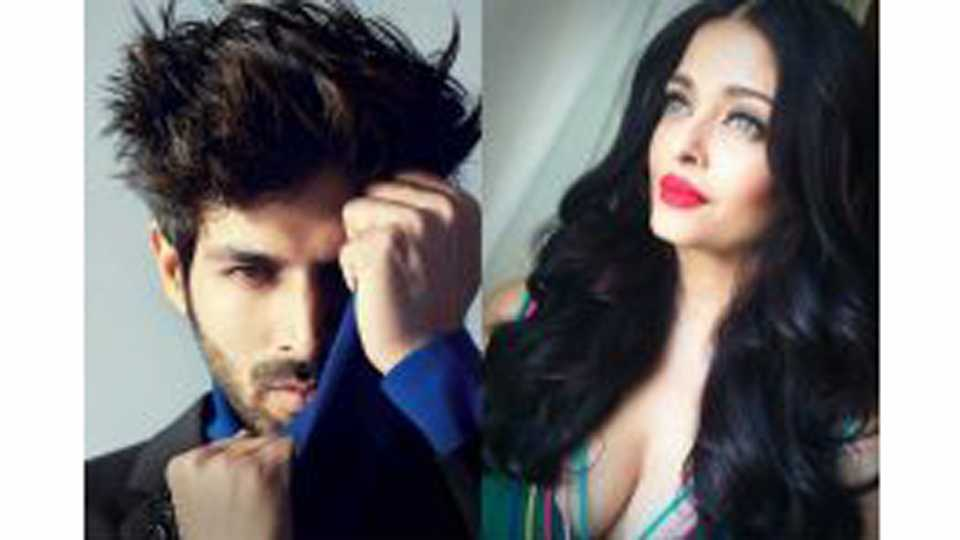 Actor Kartik aryan and Aishwarya Ray will work together in Rohan Sippis next
