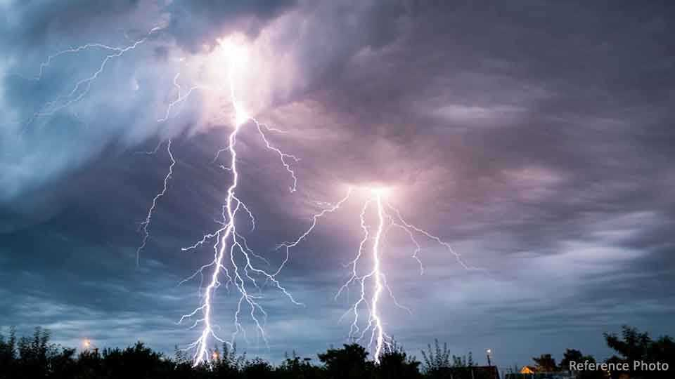 Marathi news breaking news in Marathi six dead in Beed lightning