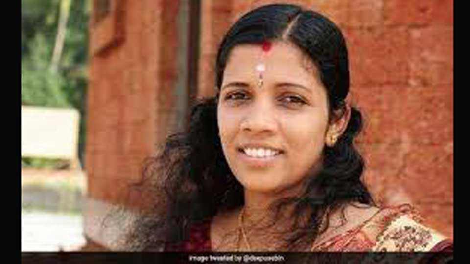 Rs 20 lakh for children job for husband of Kerala nurse who died of Nipah virus