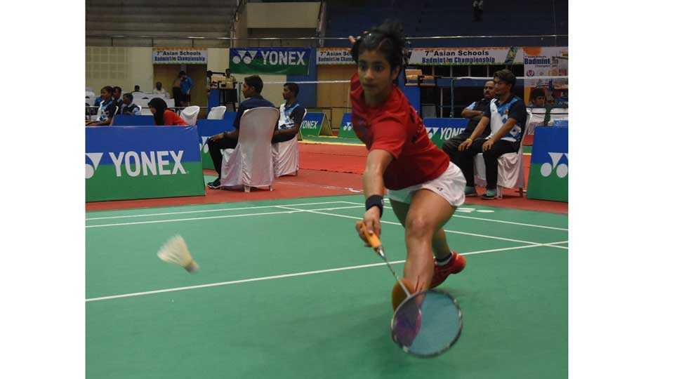 Winner of Malvika Bansodal from Nagpur