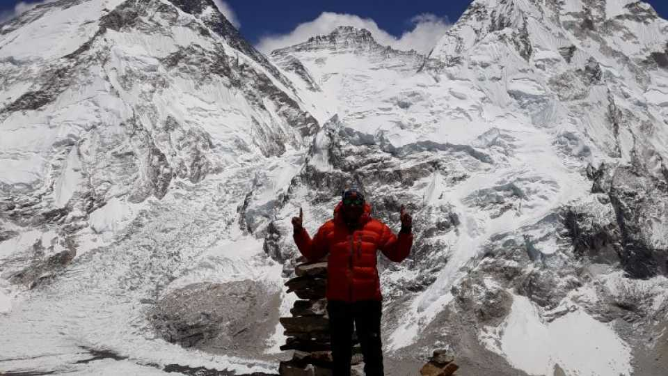 Manisha Waghmares Mission Everest from May 15