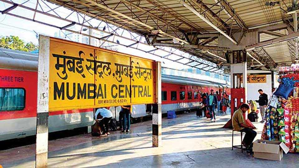 Mumbai-Station