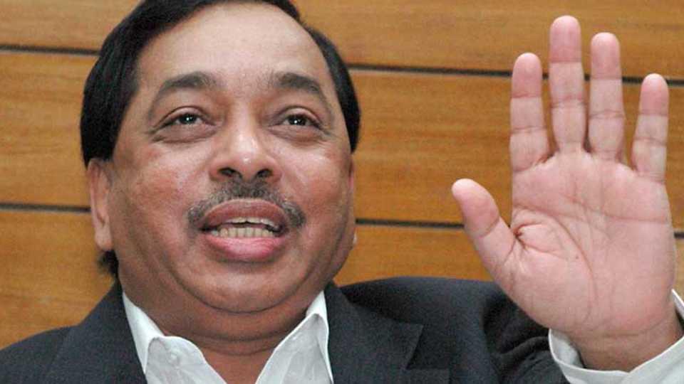 Narayan Rane says he is unaware of Sangharsh Yatra