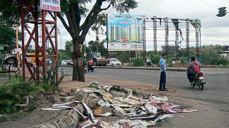 moshi mutilation due to hoarding