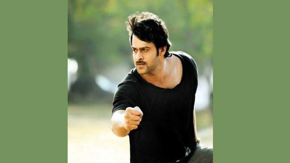 prabhas in action movie