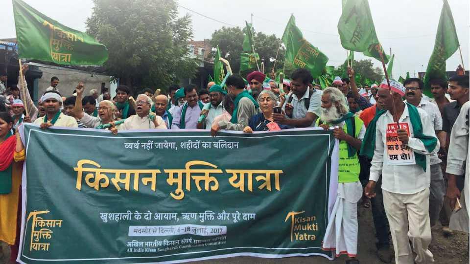 Article in Saptraga by Dr. Prakash Pawar