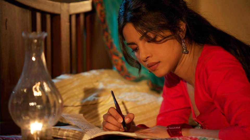 priyanka chopra write a letter