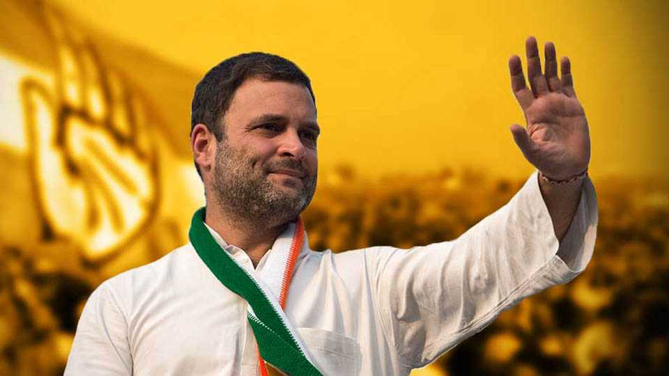 I want to be a prime minister says congress president rahul gandhi