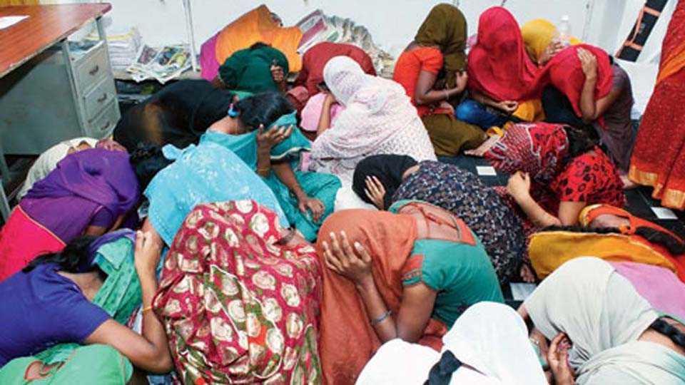 Railway police Release 26 minor girls