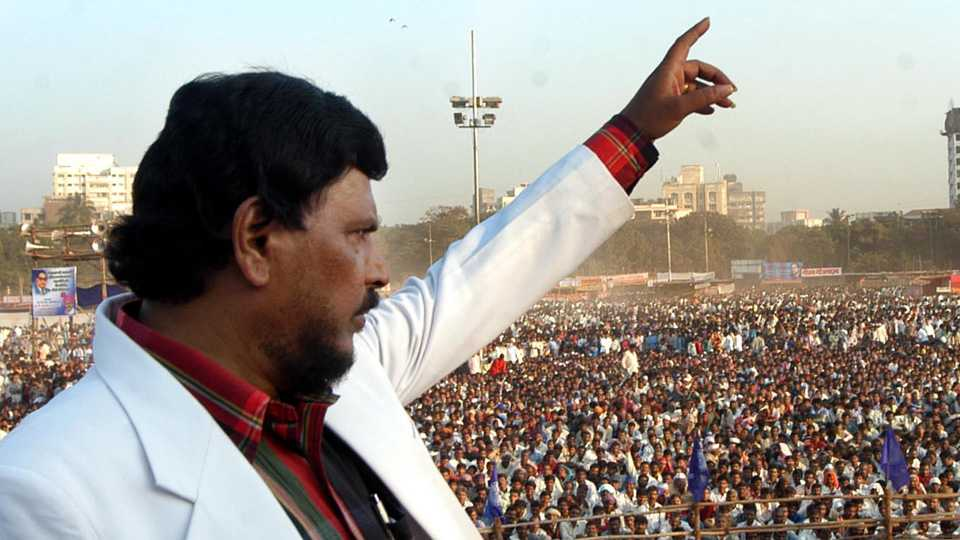 File photo of ramdas athawale