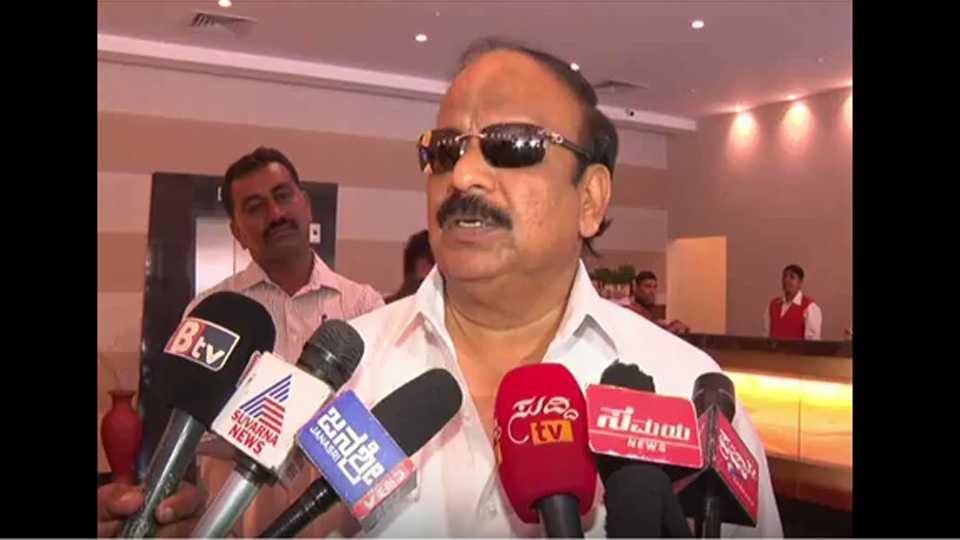 Roshan Baig Karnataka
