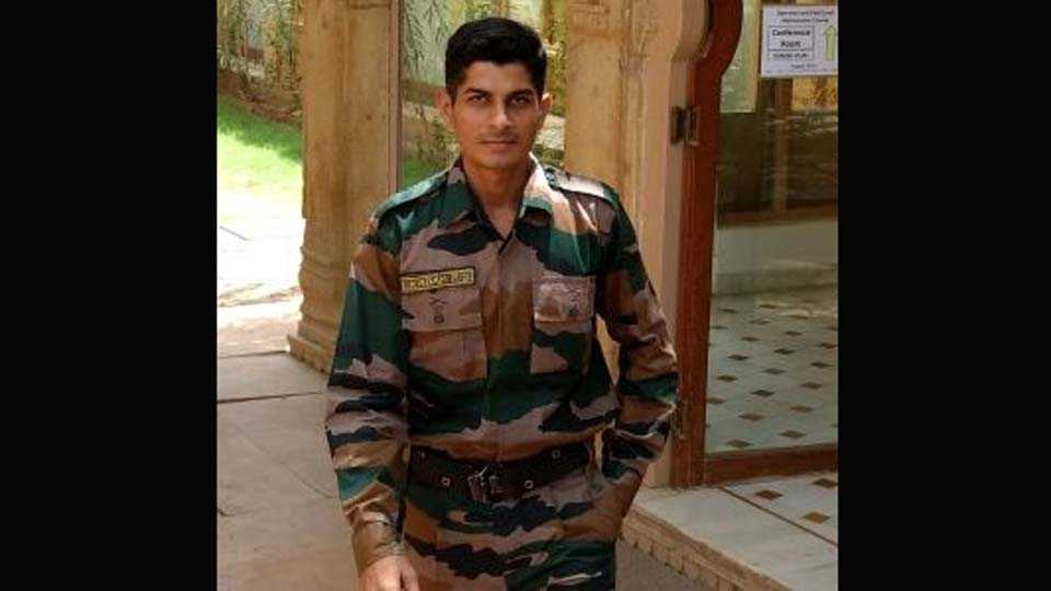 26 years old Prathamesh Kadam Martyr in rescue Operation
