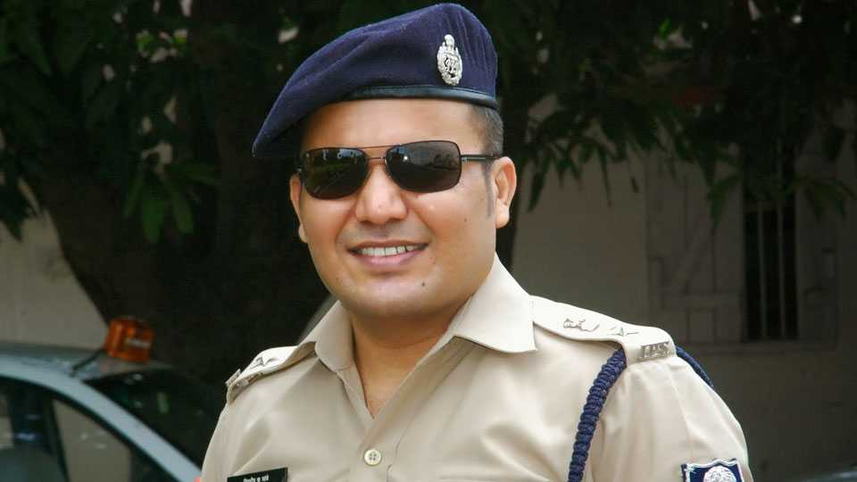 Shivdeep Lande IPS