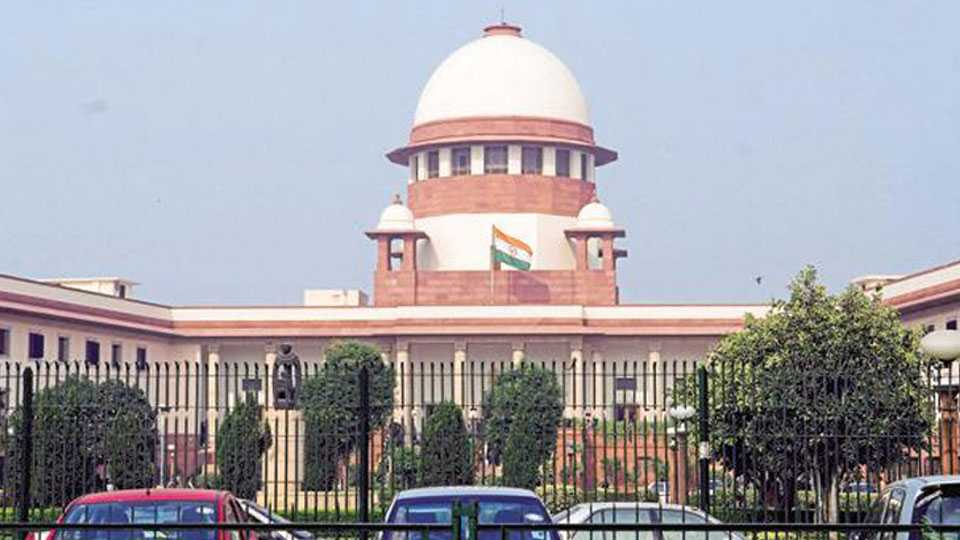 Comtempt of court : SC sentences justice karnan to jail