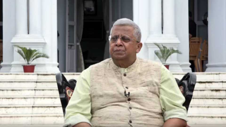 Atal Bihari Vajpayee Tribute from Governor of Tripura before the death