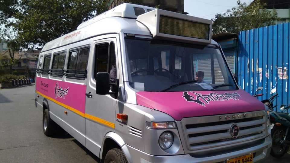 esakal marathi news kdmt tejaswini bus new special bus for women