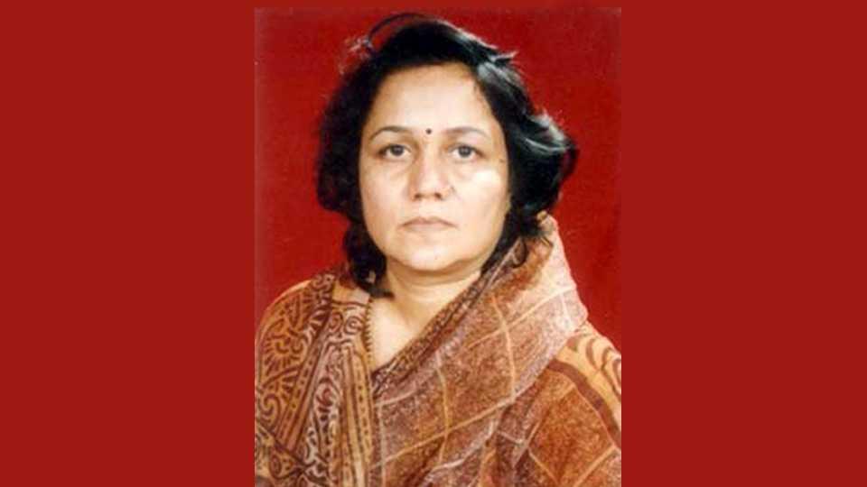 Meena Varpudkar is new mayor of Parbhani