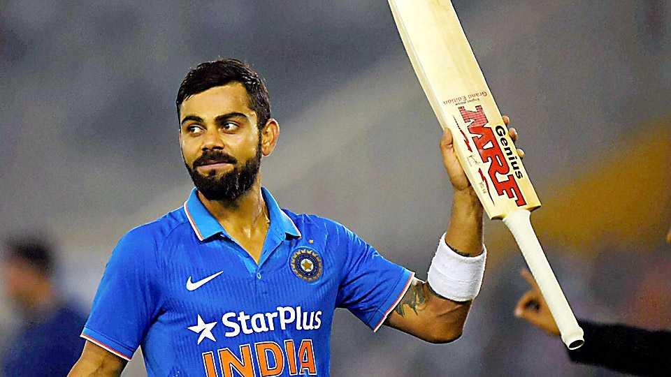 Kohli becomes fastest batsman to reach 2000 runs in T20
