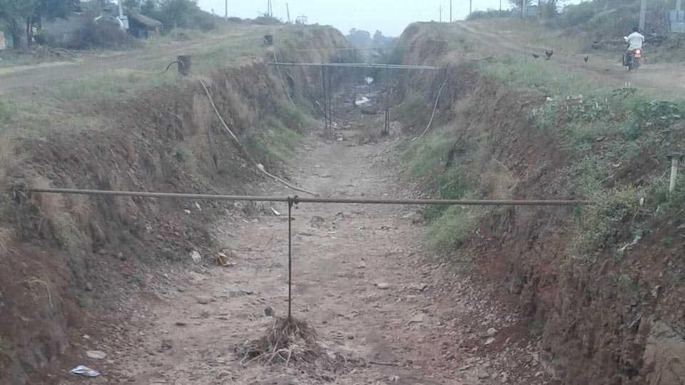 Wangi Takari Water Supply