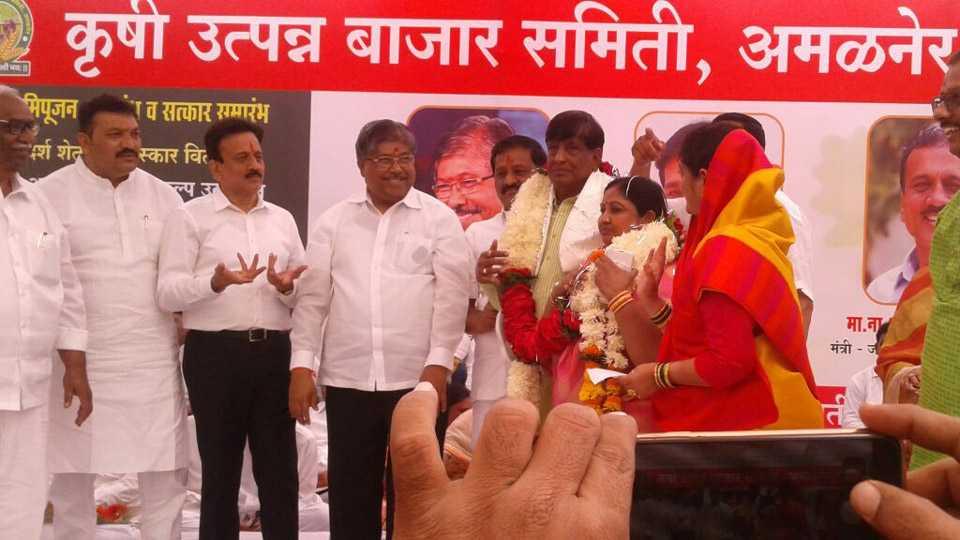 marathi news mla sahebrao patil enters in bjp