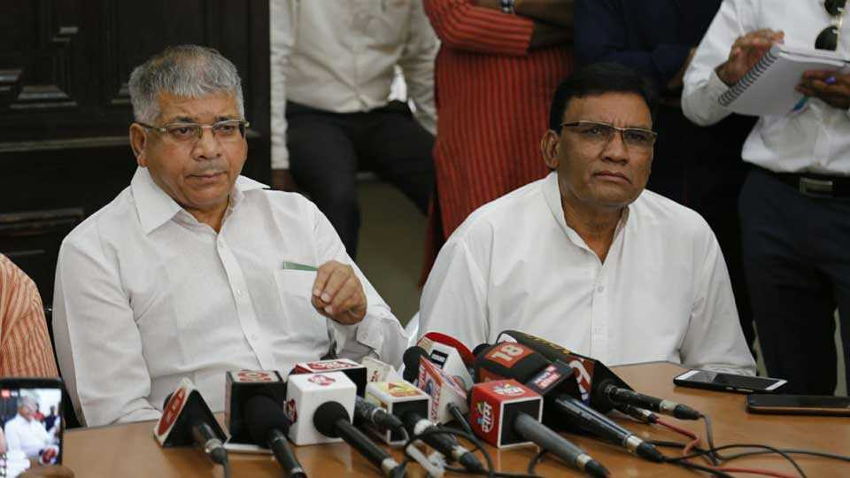 government and supreme court are responsible for today's violence says prakash ambedkar