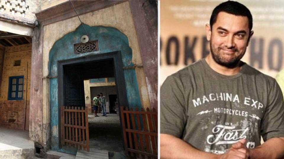For Aamir Khan's film 'Dangal', Punjab villages turn 'Haryanvi'