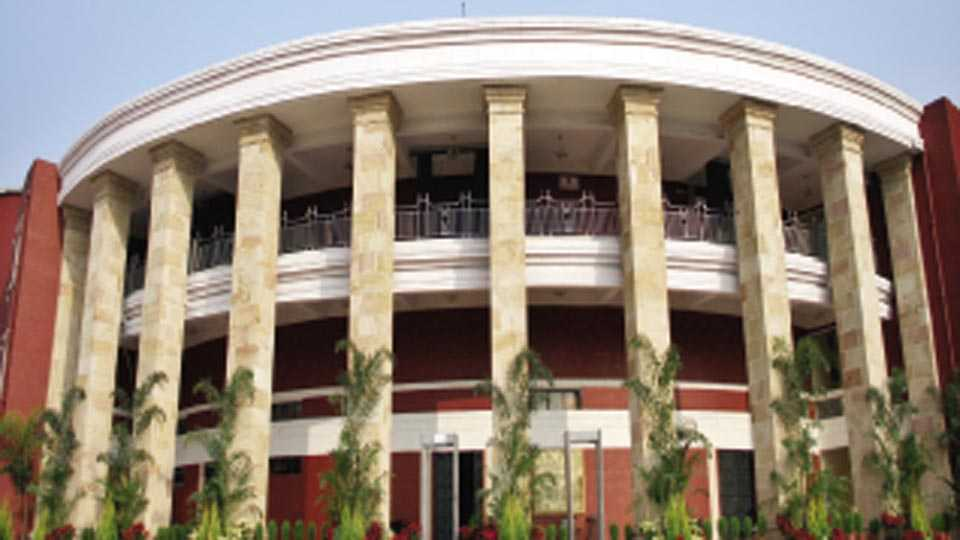 assembly building in nagpur