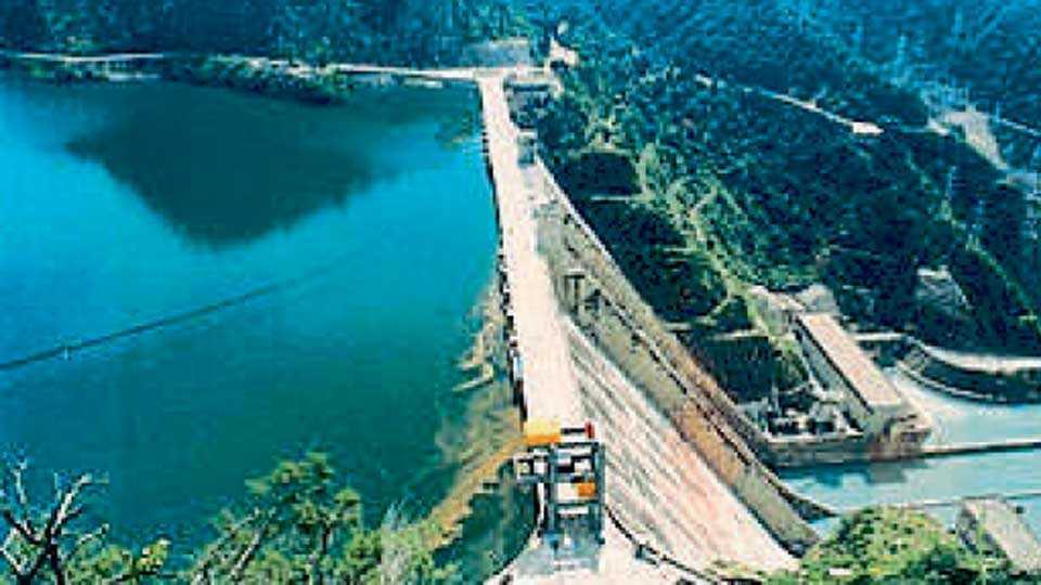 bhakra-nangal-dam