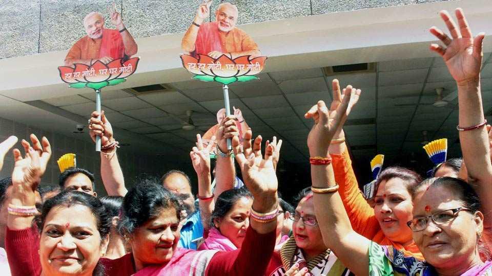 Uttar Pradesh, Uttarakhand, Punjab, Manipur, Goa assembly election result