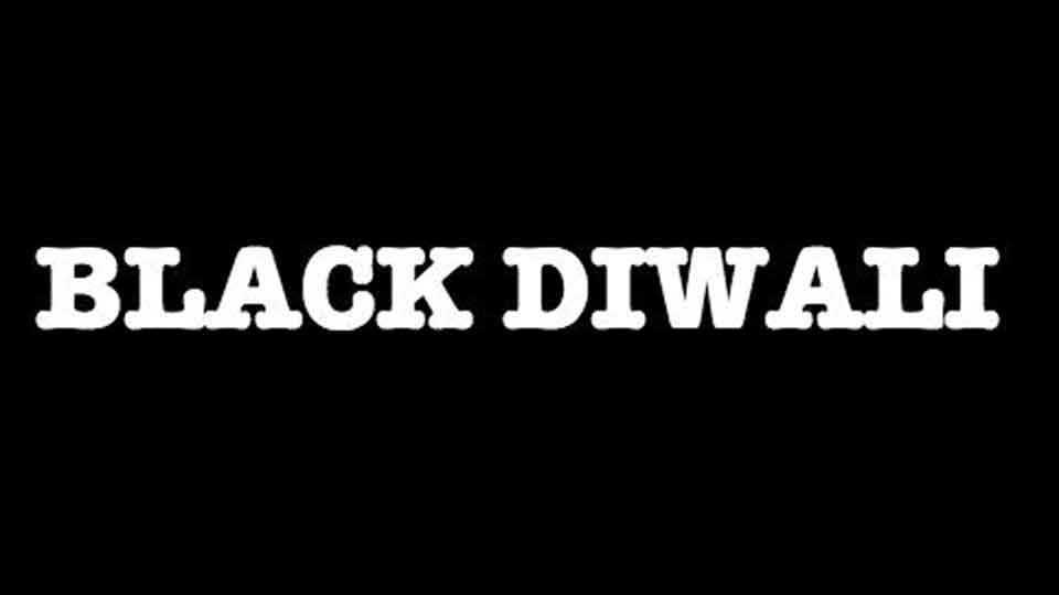 Black Diwali