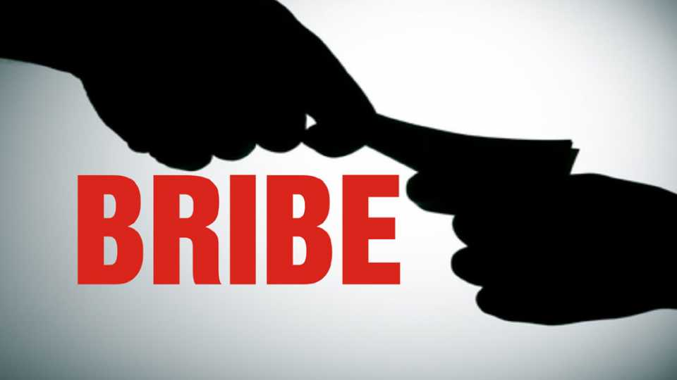 Excise Department officer arrested for taking bribe